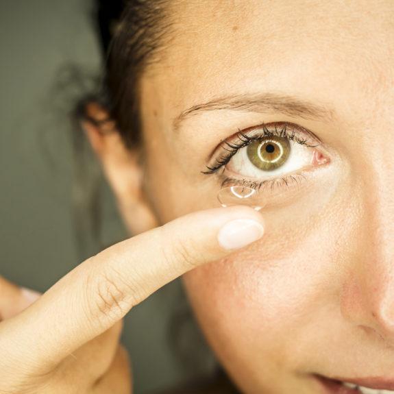 Optik Högl - Kontaktlinsenanpassung